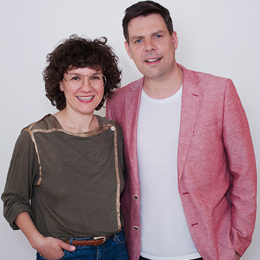 Claudia & Stephan - Testimonial zu Pure & Beautiful in Berlin